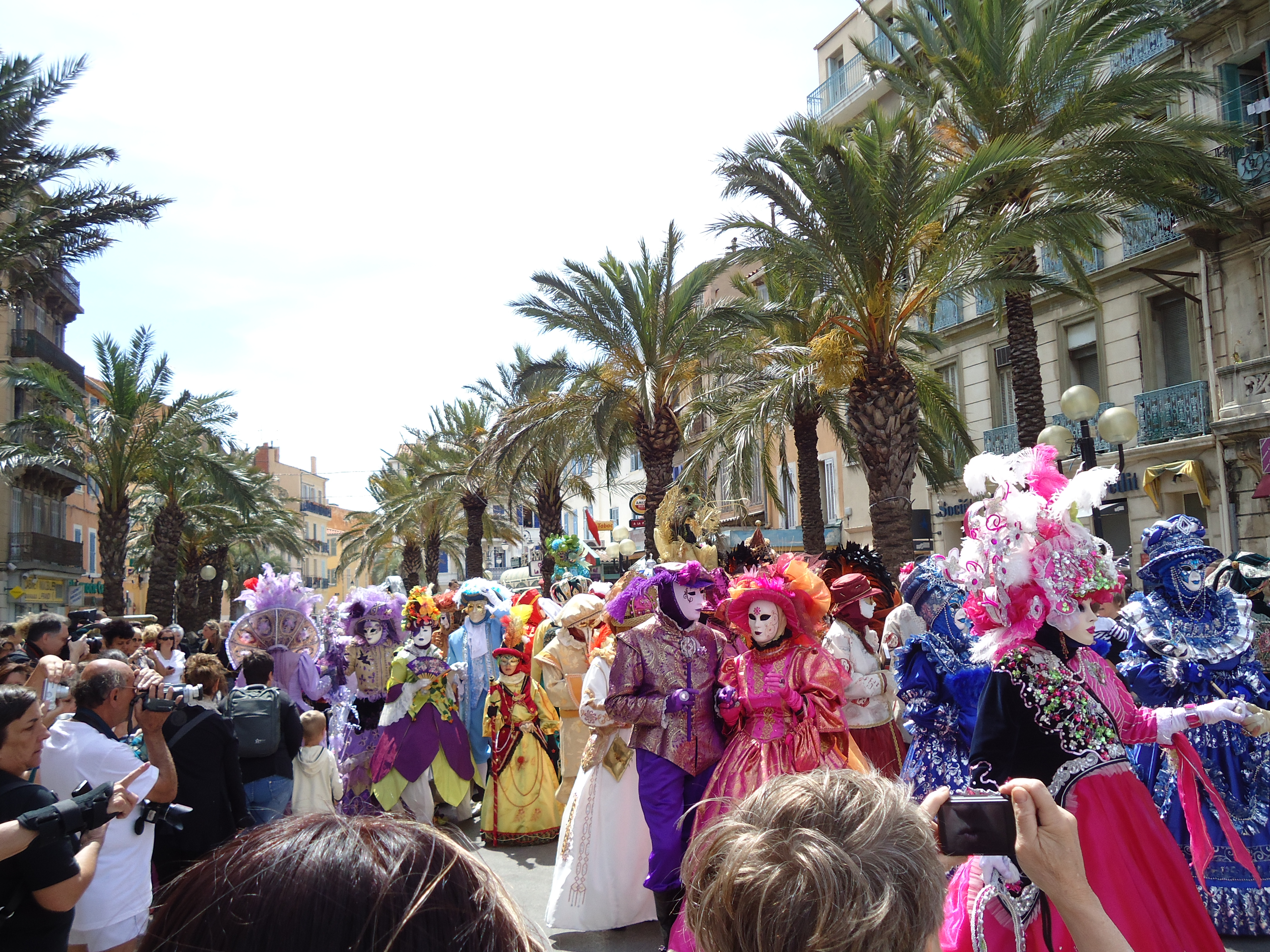 Uncategorized The Carnival Of Venice venice je mange toute la france i followed the parade down to marie town hall back up street that lines port and then center of where everyone